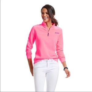 """Vineyard Vines"" Pink Shep Pullover"